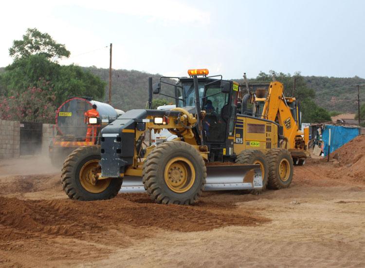 Asphalt  :  Road Construction